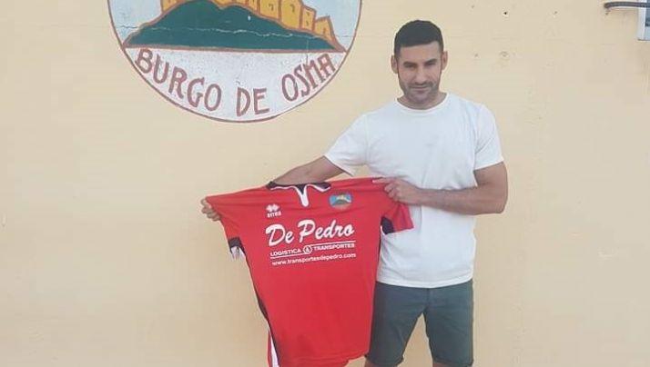 Foto 1 - El Sporting Uxama anuncia a Gonzalo del Valle como entrenador del primer equipo para el proyecto 2019-20