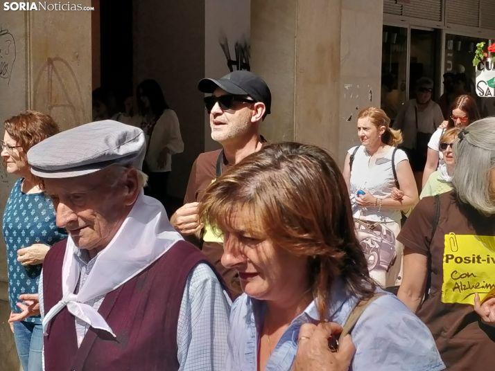 Alzheimer Soria. SN