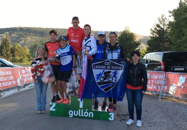 Gómez e Izquierdo tiran de potencia para ganar en Aguilar de Campoo