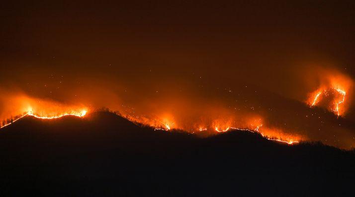 Foto 1 - La Junta alerta sobre el incremento de riesgo de incendios forestales y agrícolas por la ola de calor