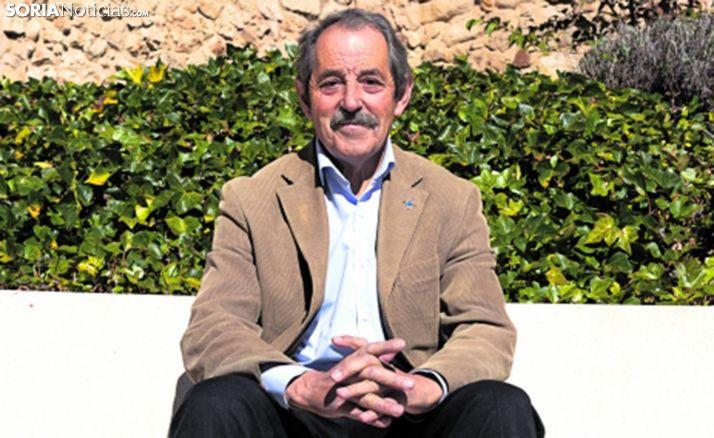 Foto 1 - José Luis Molina se sienta en el Rincón de Soria Noticias