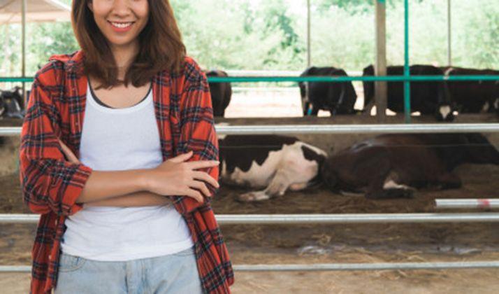 Foto 1 - La mujer representa ya el 54 % del emprendimiento económico en el medio rural de la Comunidad