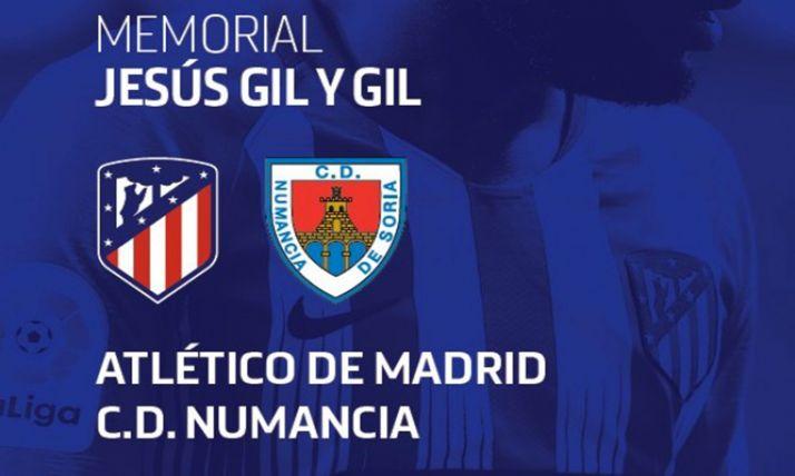 Foto 1 - El CD Numancia iniciará la pretemporada contra el Atlético de Madrid