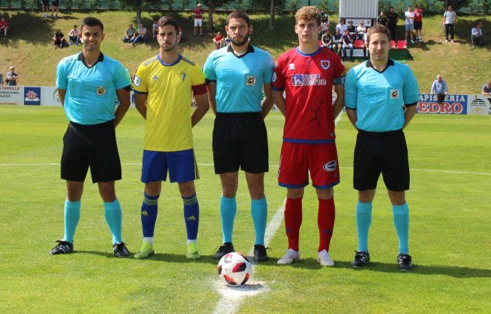 Numancia B-Cádiz B (0-0): La última palabra la tiene el Ramón Blanco. CD Numancia