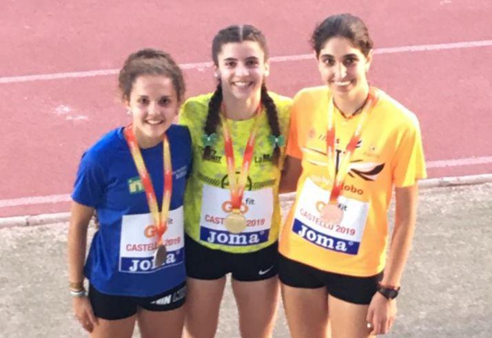 Silvia Ondiviela cifra su mejor marca personal en 4:33 y saca una plata en el Nacional Sub-18 de Castellón