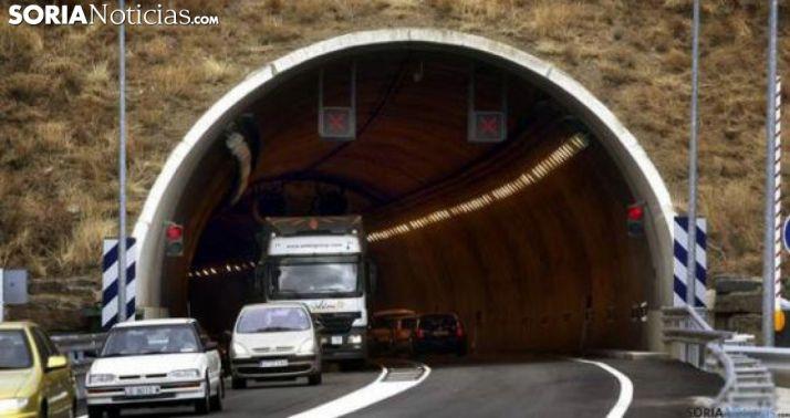 Una de las bocas del túnel. /SN