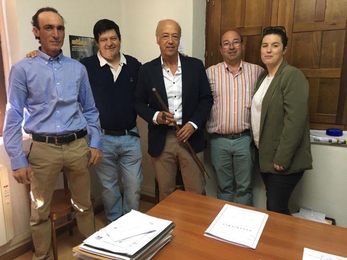 Configuración del Ayuntamiento de Renieblas.