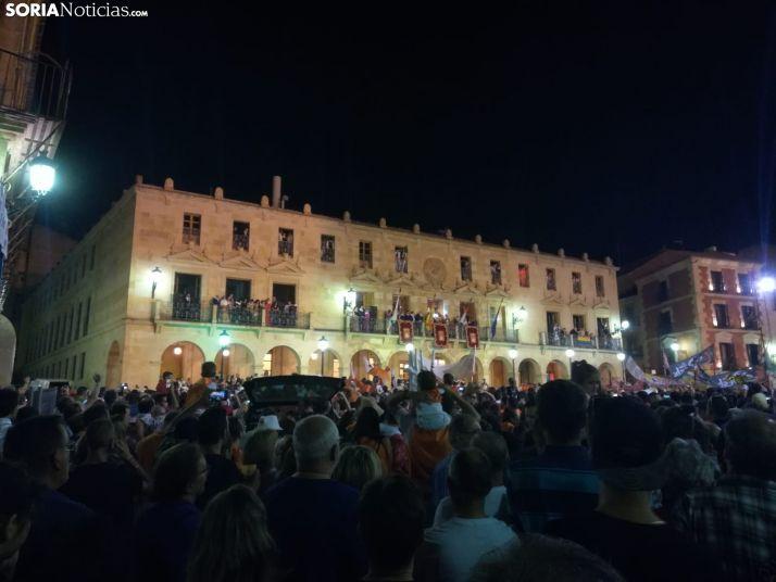 Imagen del Pregón 2019.