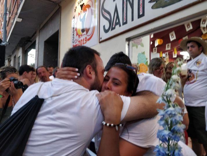 Foto 2 - La Cuadrilla de Santiago subasta dos botas por 2.000 euros