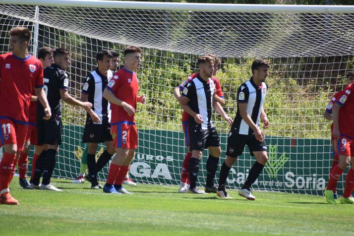 El Numancia Juvenil se jugará la eliminatoria de cuartos de la Copa del Rey en Valencia