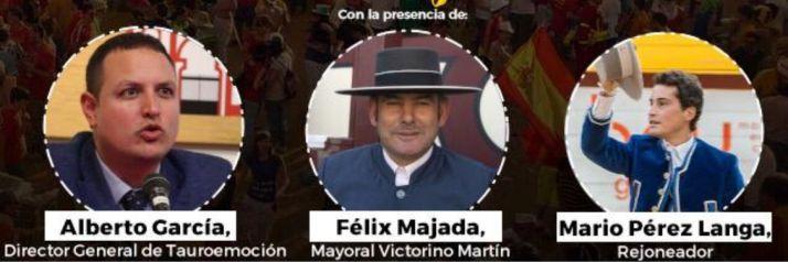 Foto 1 - El mayoral de los Victorinos, en la gala taurina de San Juan 2019