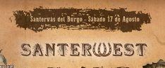El festival country 'Santerwest' pondrá acordes al verano de Santervás del Burgo