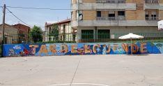 Tardelcuende también se suma a los murales urbanos