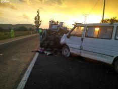 Una imagen del accidente. /SN