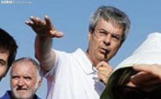 Eugenio Sanz, durante sus explicaciones este sábado. /SN