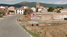 Una imagen de la localidad de Almarza. /GM