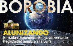 El Observatorio de Borobia celebra este sábado el 50 aniversario de la llegada del hombre a la Luna