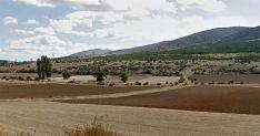 Una imagen del valle del Araviana.