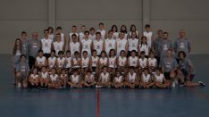 Foto oficial del IV Campus Nacho Azofra.