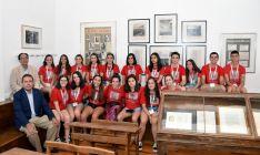 Clausura del Campus en Humanidades y Ciencias Sociales.