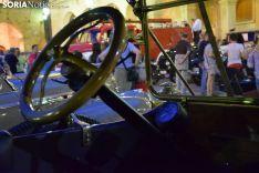 Una imagen de los 'tesoros' sobre ruedas. /José Herrero