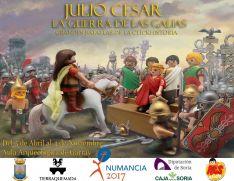 Foto 3 - Este domingo, nueva recreación en el yacimiento de Numancia