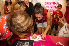 Homenaje a Cristina Ouviña / María Ferrer