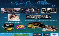Huertambor, del 12 al 14, primer encuentro nacional de percusión y samba en Santa María de Huert