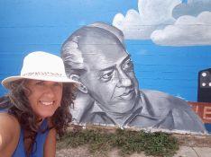 Foto 6 - Tardelcuende también se suma a los murales urbanos