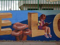 Foto 3 - Tardelcuende también se suma a los murales urbanos