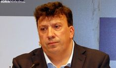 Jesús Cedazo, alcalde de Almazán. /SN