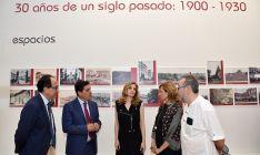 Manuel López, Carlos Martínez, Mar Sancho, Marian Arlegui y Carlos de la Casa. /Jta.