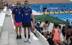 Ramírez y Martín este fin de semana en Tarragona.
