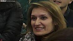 Rocío Lucas en una imagen de archivo. /SN