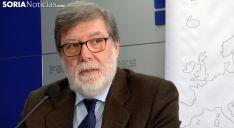 El empresario soriano Santiago Aparicio, presidente de CECALE. /SN