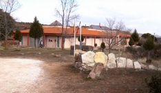 Exterior del museo y centro de interpretación de Tiermes.
