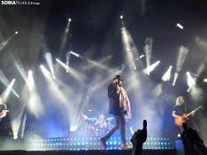 Marea toca en directo en Almazán.