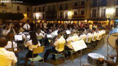 Concierto en El Burgo por la Virgen del Carmen