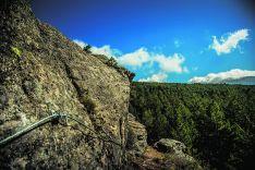 Foto 5 - Turismo de acero y de aventura: Vía Ferrata La Graja en Duruelo