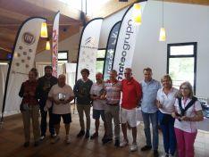 Ganadores del II Trofeo Peugeot Mateogrupo.