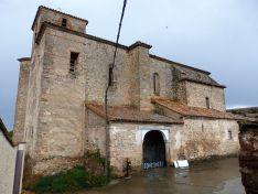 Iglesia de Fuentes de Ágreda.
