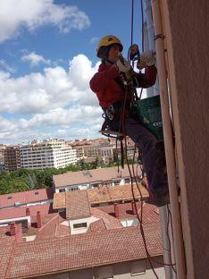 Foto 2 - El Hotel Alfonso VIII se conecta a la Red de Calor de Soria en su estrategia de eficiencia energética