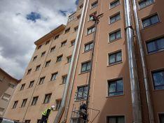 Foto 5 - El Hotel Alfonso VIII se conecta a la Red de Calor de Soria en su estrategia de eficiencia energética