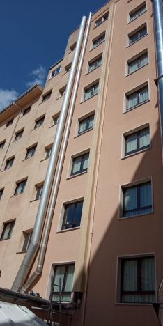 Foto 6 - El Hotel Alfonso VIII se conecta a la Red de Calor de Soria en su estrategia de eficiencia energética