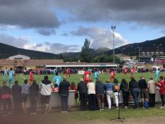 El Numancia vence a Osasuna (3-1) en Ólvega