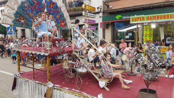 Fiestas de verano en San Leonardo de Yagüe.
