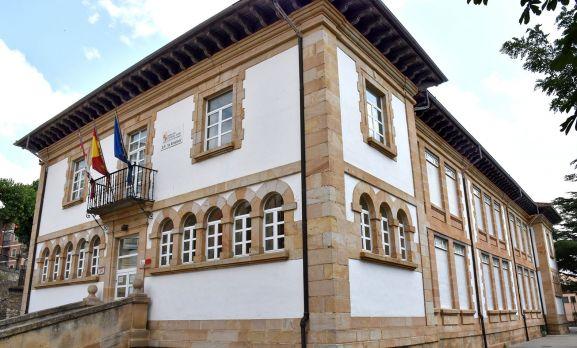 Una imagen del CEIP La Arboleda.