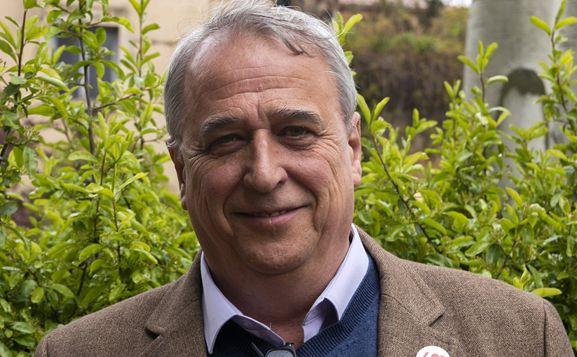 Carlos Lafuente Molinero en una imagen del pasado abril.