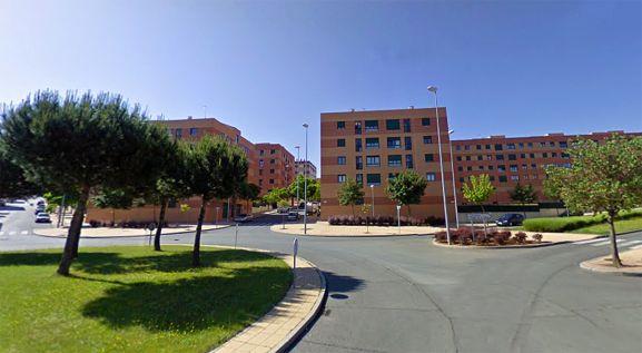 Una imagen de la glorieta de los Alcaldes, en Salamanca. /GM