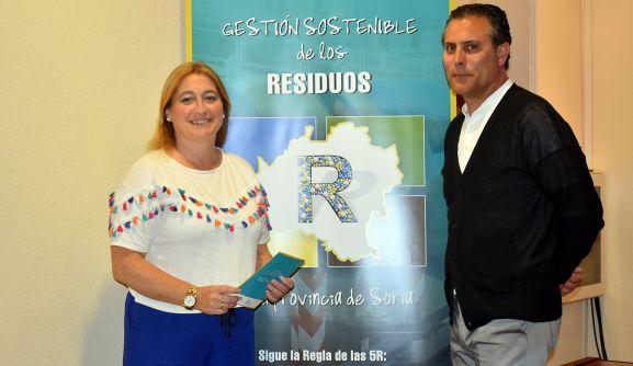 María José Jiménez y Raúl Cacho este miércoles.